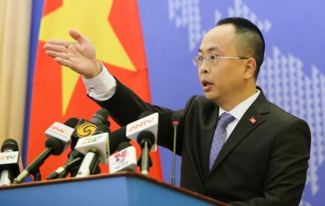 Việt Nam lên tiếng việc Trung Quốc trồng rau tại Hoàng Sa