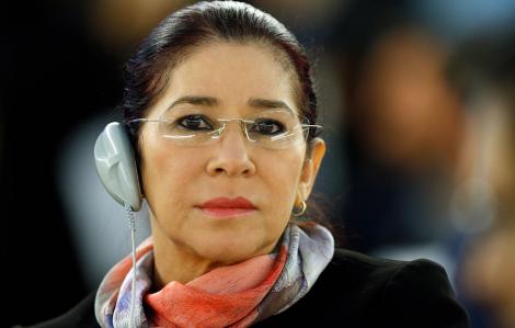 """Đệ nhất phu nhân Cilia Flores """"quyền lực đằng sau ngai vàng"""" ở Venezuela"""
