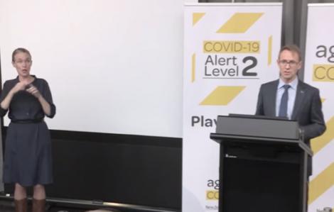 """New Zealand đã """"chiến thắng"""" trong cuộc chiến chống sự lây lan của virus SARS-CoV-2"""