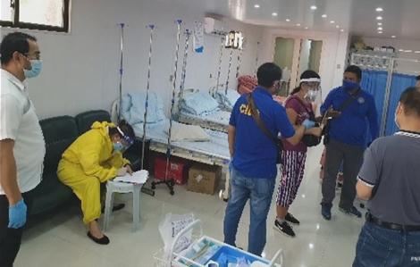 Philippines truy lùng phòng khám chui chữa COVID-19
