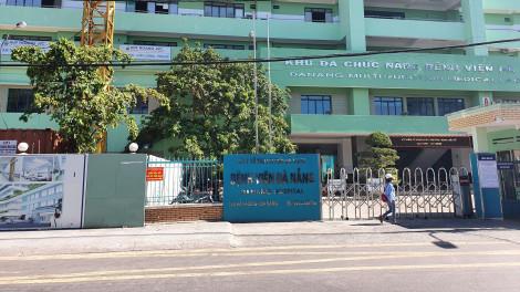 Bệnh viện thứ 2 ở Đà Nẵng bị phong tỏa sau khi phát hiện ca 418