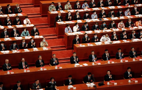 Quốc hội Trung Quốc phê duyệt dự luật an ninh quốc gia Hồng Kông
