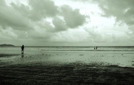 Truyện ngắn - Gặt bão