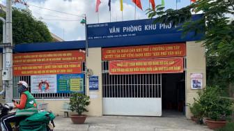 Dự án Tân Hải Minh: UBND Q.Thủ Đức thừa nhận biết chủ đầu tư cung cấp bản đồ giả nhưng vẫn ký