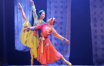 """Kiều và văn hóa Việt """"thăng hoa"""" trên gót ballet"""