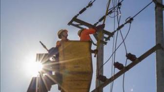 Giá điện sinh hoạt tăng cao: Do nắng nóng