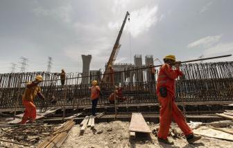 Lợi nhuận công nghiệp Trung Quốc tăng lần đầu tiên kể năm ngoái