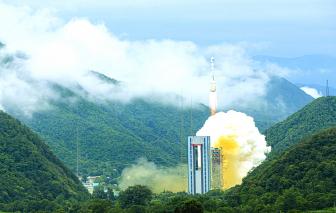 Trung Quốc hoàn thành hệ thống vệ tinh định vị Bắc Đẩu thay thế GPS của Mỹ