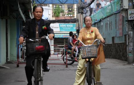 """Gặp vợ chồng ở """"chung nhà"""" hơn nửa thế kỷ ở Sài Gòn"""