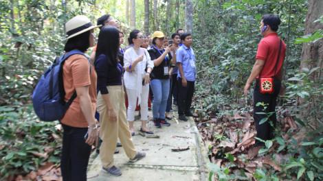 Liên minh du lịch Đông Nam bộ lấy TPHCM làm trung tâm