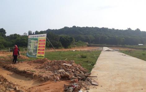 UBND tỉnh Kiên Giang yêu cầu Phú Quốc tiếp tục dừng phân lô tách thửa