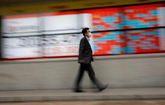 Giá dầu giảm, chứng khoán châu Á lao dốc