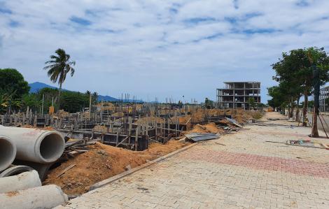 Đà Nẵng: Sau 2 lần bị xử phạt, chủ đầu tư dự án Golden Hills City tiếp tục vi phạm xây dựng