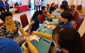30 thầy thuốc tham gia chăm sóc sức khỏe cộng đồng