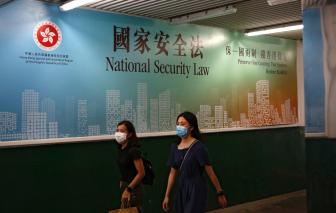 Quốc hội Trung Quốc thông qua Luật An ninh Quốc gia đối với Hồng Kông