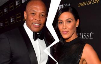 """Tỉ phú rapper ly hôn, khối tài sản 800 triệu USD """"bị đe doạ"""""""