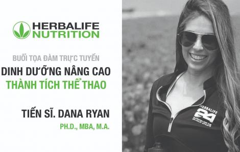 Herbalife Việt Nam phối hợp cùng Ủy ban Olympic Việt Nam tổ chức chương trình huấn luyện dinh dưỡng thể thao trực tuyến
