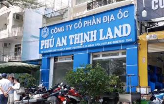 Bắt giam tổng giám đốc Công ty địa ốc Phú An Thịnh Land