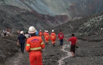 Lở đất tại mỏ ngọc bích ở Myanmar, ít nhất 113 người thiệt mạng