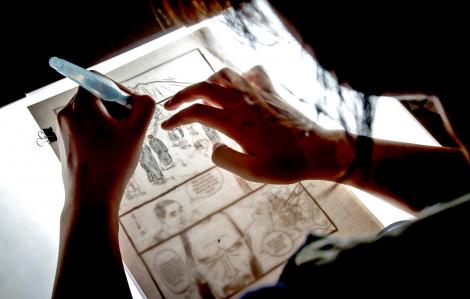 Công nghiệp văn hóa bỏ sót mỏ vàng truyện tranh
