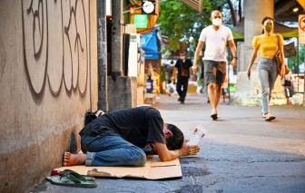 COVID-19 đẩy Thái Lan vào tình trạng đói nghèo