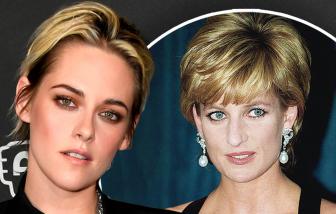 Kristen Stewart bị phản đối khi đóng công nương Diana