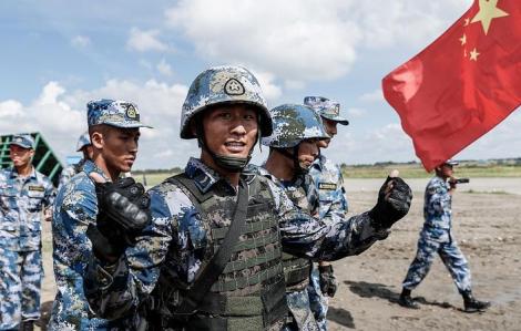 Lầu Năm Góc chỉ trích các cuộc tập trận của quân đội Trung Quốc tại Biển Đông