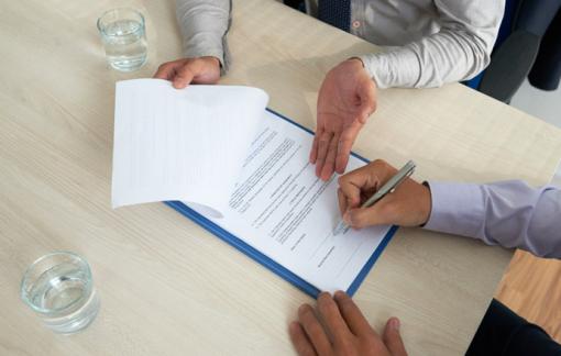 Cẩn trọng với 4 loại hợp đồng mua, bán nhà đất dễ ''trắng tay''