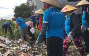 Làm sạch môi trường - phòng tránh bệnh từ muỗi