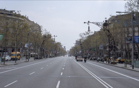 Tây Ban Nha phong tỏa khu vực 200.000 dân do tái bùng phát dịch COVID-19