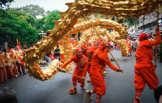 """TPHCM tưng bừng đón di sản văn hóa phi vật thể quốc gia """"Tết Nguyên tiêu"""""""