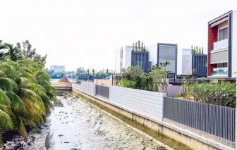 Kiến nghị dừng xây dựng phương án cho thuê đất hàng lang kênh, rạch