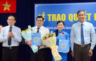 Ủy ban MTTQ Việt Nam TPHCM có thêm hai phó chủ tịch
