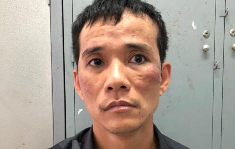 Kẻ cướp bị bắt khi về thăm vợ và con 6 tháng tuổi
