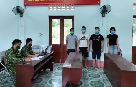 Quảng Ninh liên tiếp phát hiện nhiều đối tượng người Trung Quốc xuất, nhập cảnh trái phép