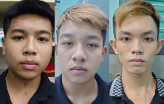 Thiếu niên 14 tuổi đi cướp, dùng bình xịt hơi cay tấn công khi bị truy đuổi ở Sài Gòn