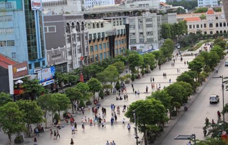 Điều chỉnh giao thông 8 tuyến đường ở trung tâm TPHCM