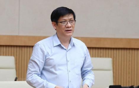 Ông Nguyễn Thanh Long được bổ nhiệm làm quyền Bộ trưởng Bộ Y tế