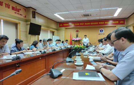 Số ca bạch hầu tăng gấp 3, Bộ Y tế họp khẩn ưu tiên vắc xin cho các tỉnh Tây Nguyên