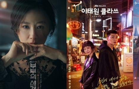 Thăng trầm phim truyền hình Hàn Quốc nửa đầu năm 2020