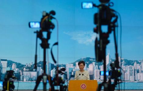 TikTok rời Hồng Kông vì luật an ninh mới của Trung Quốc