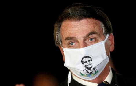 Tổng thống Brazil dương tính COVID-19