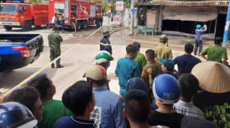 Cháy tiệm cầm đồ ở Bình Dương, 3 người tử vong