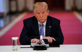 Tổng thống Donald Trump chính thức rút Mỹ khỏi WHO