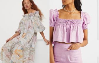 Trang phục, phụ kiện mùa hè không bao giờ lỗi mốt