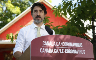 Thủ tướng Canada tránh gặp Tổng thống Trump vì đại dịch?