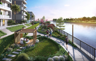 Villa condo 5 sao tại trung tâm Quận 7 có giá chỉ từ 45 triệu đồng/m2