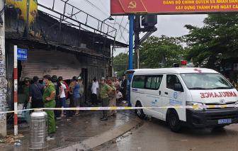 Vụ cháy tiệm cầm đồ làm 3 người thiệt mạng: Hai mẹ con bị siết cổ tử vong trước khi phóng hoả