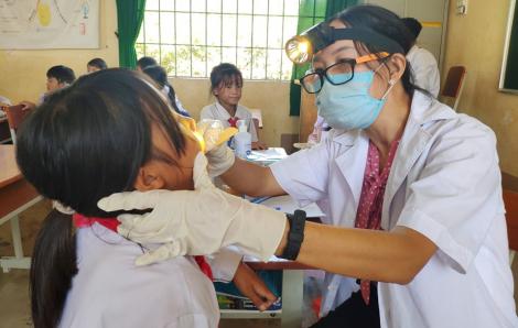 Đã có 28 trường hợp tại tỉnh Đắk Nông dương tính với bạch hầu