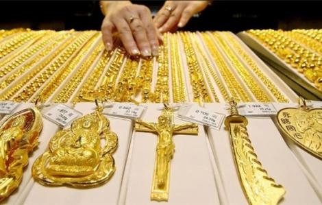 Giá vàng quay đầu giảm ngay khi lập đỉnh 50,35 triệu đồng/lượng